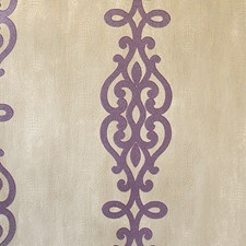 Purple Traditional Wallcovering by JF Wallpapers