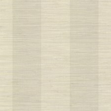 Taupe Stripe Wallcovering by Brewster