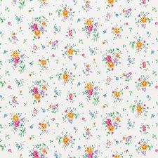 346-0193 Spring Flowers Adhesive Film by Brewster