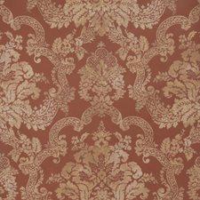 Copper Print Pattern Wallcovering by Fabricut Wallpaper