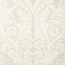 Seafoam Wallcovering by Schumacher Wallpaper