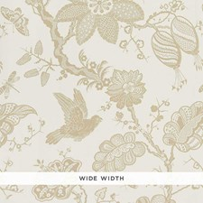 Sandstone Wallcovering by Schumacher Wallpaper