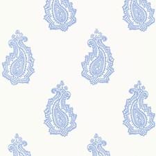Delft Wallcovering by Schumacher Wallpaper