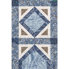 Lapis Wallcovering by Schumacher Wallpaper