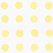 Lemon Wallcovering by Schumacher