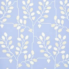 Bluebell Wallcovering by Schumacher Wallpaper