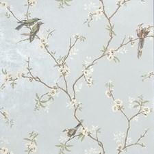 Duck Egg Animal Wallcovering by Fabricut Wallpaper