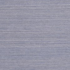 Silver On Blue Wallcovering by Phillip Jeffries Wallpaper
