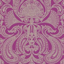 Mauve/G Sidewall Wallcovering by Cole & Son Wallpaper