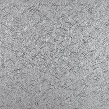 Metallic Silver Contemporary Wallcovering by York