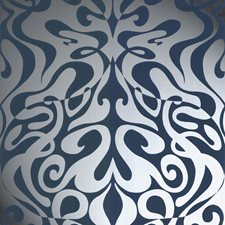 Silver Wallcovering by Cole & Son Wallpaper