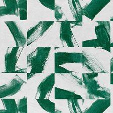 Brushstroke Green Wallcovering by Phillip Jeffries Wallpaper