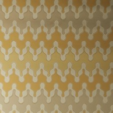 Flamestitch Wallcovering by Vervain Wallpaper
