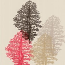 Red Botanical Wallcovering by Cole & Son Wallpaper