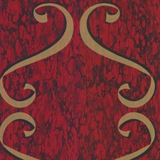 Red Wallcovering by Cole & Son Wallpaper