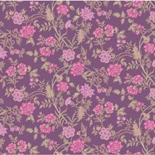 Purple Wallcovering by Cole & Son Wallpaper