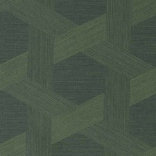 Lush Olive Wallcovering by Phillip Jeffries Wallpaper