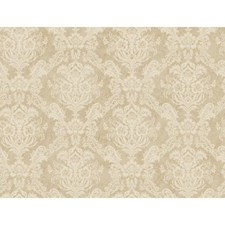 Cream/Off White Sidewall Wallcovering by York