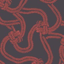 Black/Red Wallcovering by Cole & Son Wallpaper
