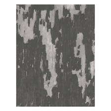 Charcoal Modern Wallcovering by Andrew Martin Wallpaper
