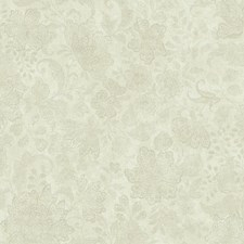 Cream/Grey/Beige Bohemian Wallcovering by York
