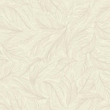 Cream/Silvery Gold Animals Wallcovering by York