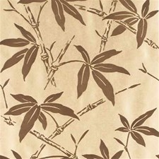 Bronze/Pewter Botanical Wallcovering by G P & J Baker