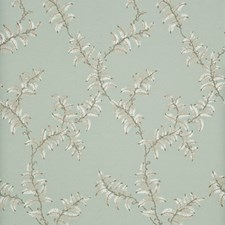 Aqua Wallcovering by G P & J Baker