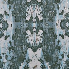 Bluing Wallcovering by Innovations