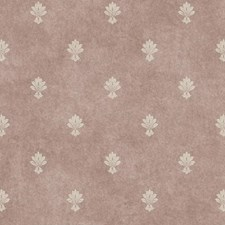 Orchid/Gold Small Prints Wallcovering by York