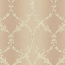 Peach/Cream Textures Wallcovering by York