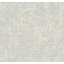 Pearl Sheen/Bisque/Mist Grey Sure Strip Wallcovering by York