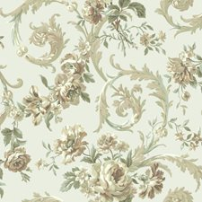 Pearl/Mauve Wall Decor Wallcovering by York