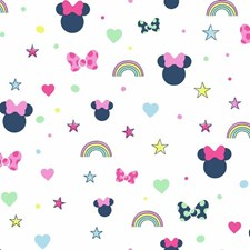 DI0991 Disney Minnie Mouse Rainbow by York