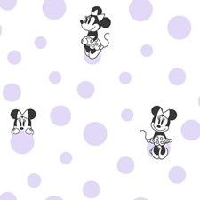 DI1028 Disney Minnie Mouse Dots by York