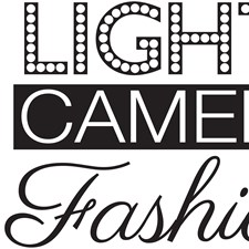 DWPQ2438 Lights Camera Fashion Wall Quote by Brewster
