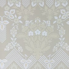 Stone Damask Wallcovering by Groundworks