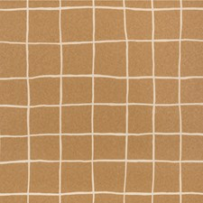 Kraft/Ivory Contemporary Wallcovering by Groundworks