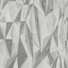 Gris Modern Wallcovering by Groundworks