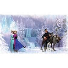 JL1321M Disney Frozen Mural by York