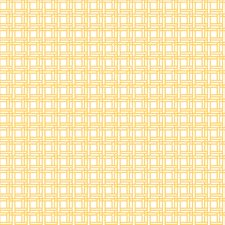 Yellow/White Check Wallcovering by York