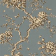 Tourmaline Wallcovering by Ralph Lauren Wallpaper