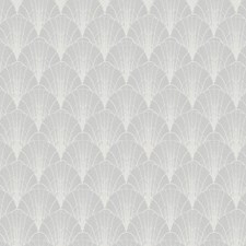 NV5552 Scalloped Pearls by York