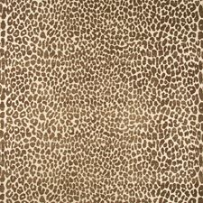 Cocoa Animal Wallcovering by Lee Jofa Wallpaper