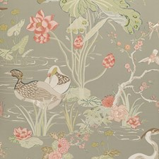 Fawn Botanical Wallcovering by Lee Jofa Wallpaper