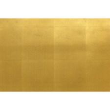 Gold Metallic Wallcovering by Brunschwig & Fils