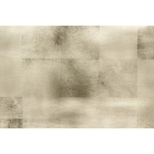 Pewter Metallic Wallcovering by Brunschwig & Fils