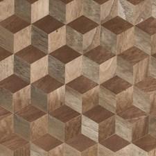 Sepia Modern Wallcovering by Brunschwig & Fils