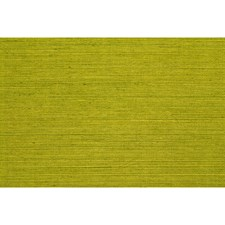 Chartreuse Grasscloth Wallcovering by Brunschwig & Fils