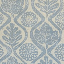 Blue Contemporary Wallcovering by Lee Jofa Wallpaper